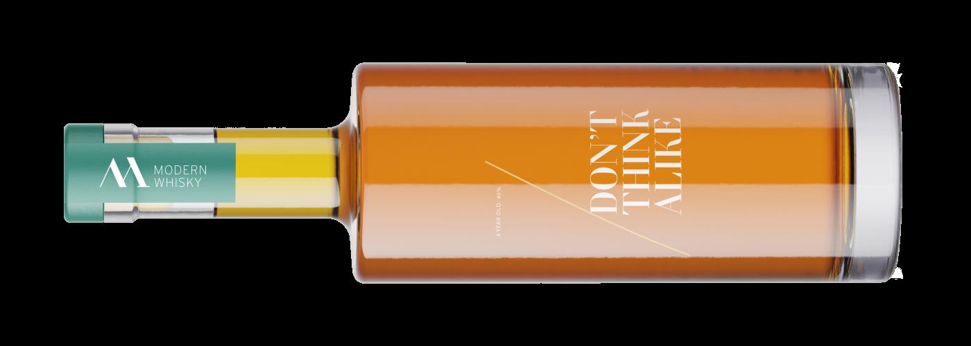 Whiskey Small Batch Bottle